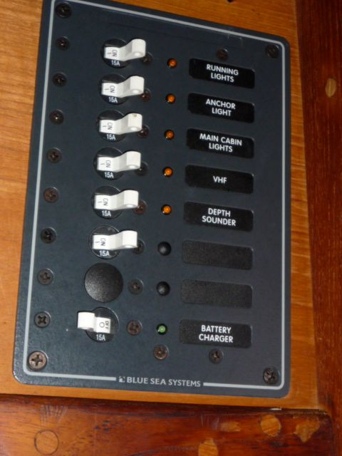 flicka scamp control panel